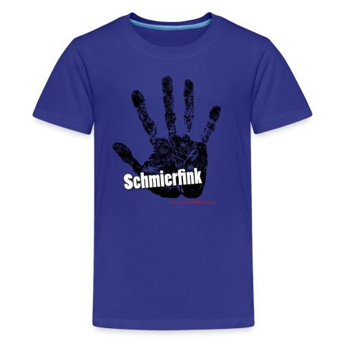 Schmierfink (Kids) - Teenager Premium T-Shirt