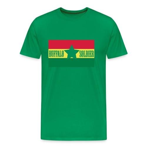 BUFFALO SOLDIER - Männer Premium T-Shirt