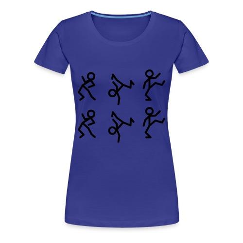 DANCING - Camiseta premium mujer