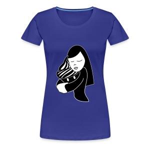 T-shirt Hug Cupcake cintré Femme - T-shirt Premium Femme
