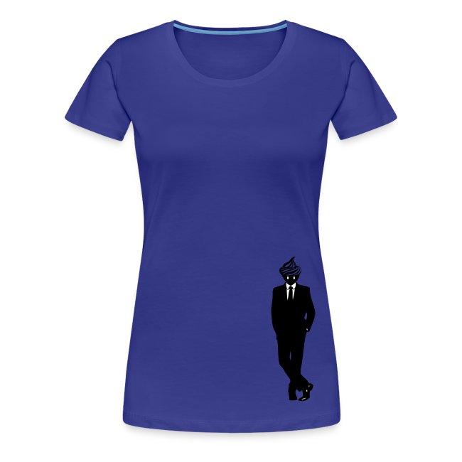 T-shirt Cupcake Man Femme