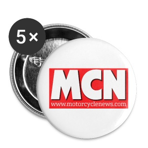 MCN Badges - Buttons medium 32 mm