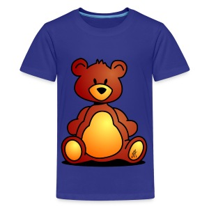Teddy Bear - Teenage Premium T-Shirt