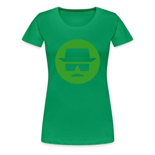 Chemical Chica is Breaking Bad - Women's Premium T-Shirt