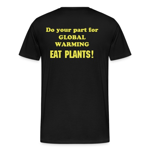 Plant lover. - Men's Premium T-Shirt