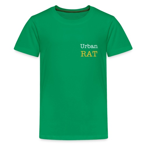Classic kids' t- shirt for casual rats - Teenage Premium T-Shirt