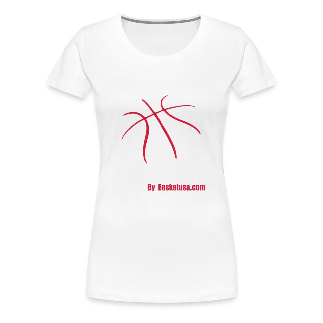 T-Shirt Woman Ball4