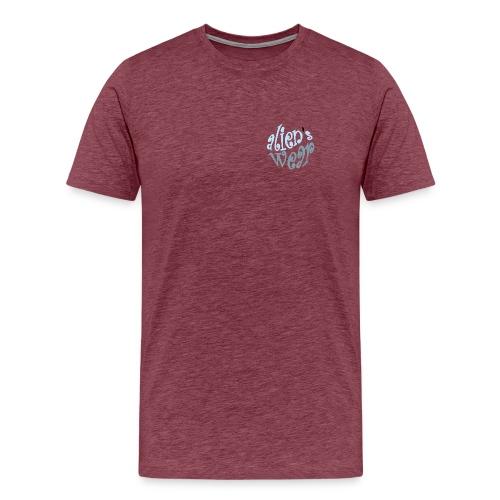ALIEN'S WEAR OUANE Homme - T-shirt Premium Homme