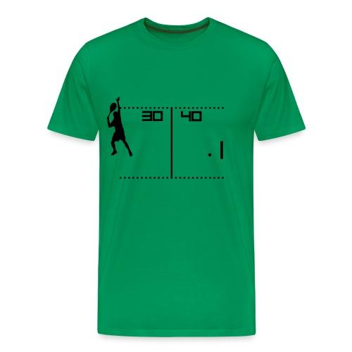 Tennis - Camiseta premium hombre