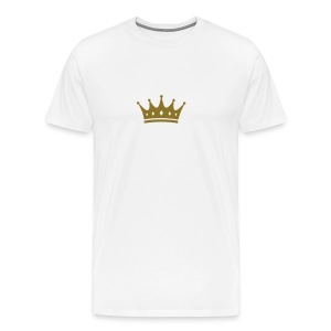 El Rey de la Casa - Camiseta premium hombre