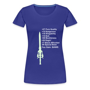 Level Up - Women's Premium T-Shirt