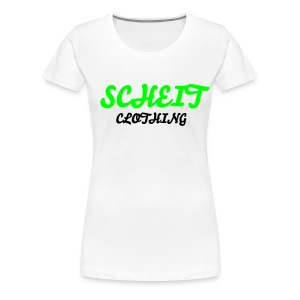 Womens Light Green Scheit - Women's Premium T-Shirt
