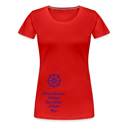 Shinnyo - Frauen Premium T-Shirt