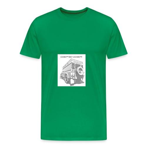 Defender - Men's Premium T-Shirt