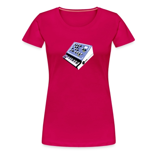Exclusive Girl Shirt. - Vrouwen Premium T-shirt