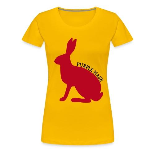 Jimmi Hendrix - Damen TShirt - Frauen Premium T-Shirt