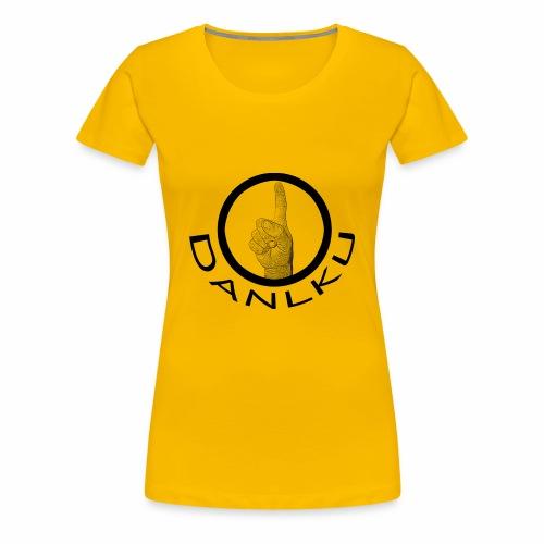LE t-shirt DANLKU femme - T-shirt Premium Femme
