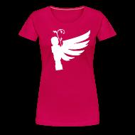 T-Shirts ~ Frauen Premium T-Shirt ~ Hannover | FOOSgirl