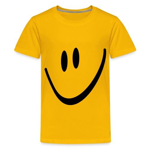 Smiley - Teenager Premium T-shirt