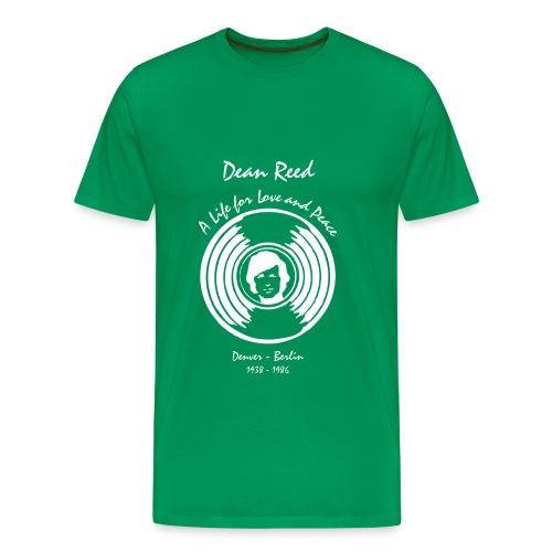 Dean Reed Revue SB'11 Men White - Männer Premium T-Shirt