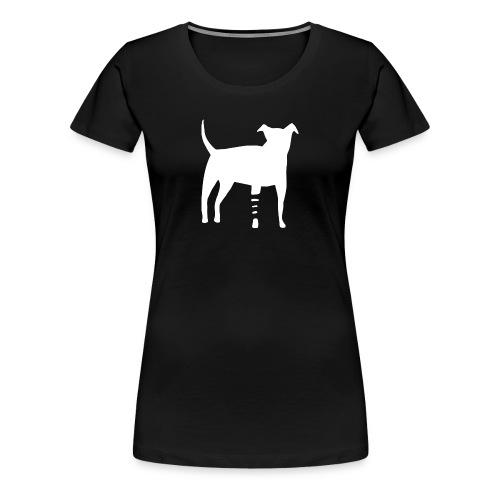 Canidius Classic black - Frauen Premium T-Shirt
