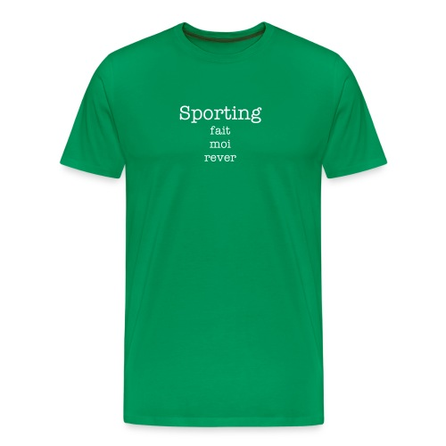 Sporting - T-shirt Premium Homme