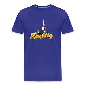 Rachtig Klassisch - Männer Premium T-Shirt