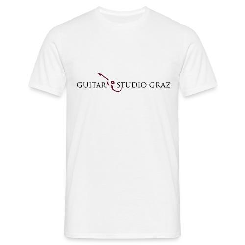 Guitar Studio Graz - Männer T-Shirt