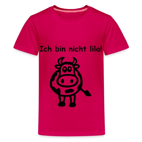 Milkalüge - Teenager Premium T-Shirt