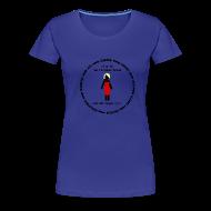 Camisetas ~ Camiseta premium mujer ~ Battlestar Galactica - all of this has happened before