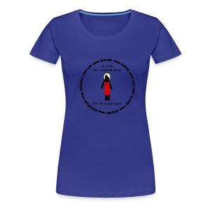 Battlestar Galactica - all of this has happened before - Camiseta premium mujer