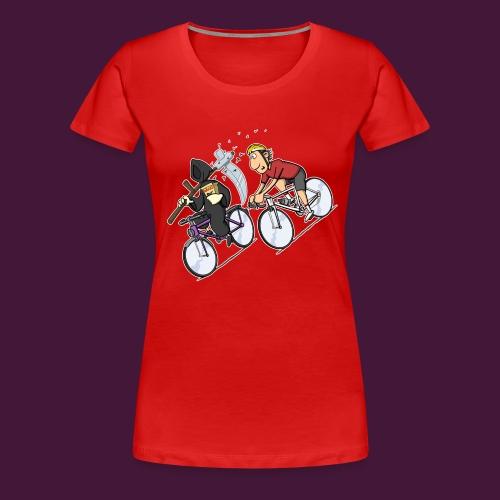 Downhill - Frauen Premium T-Shirt