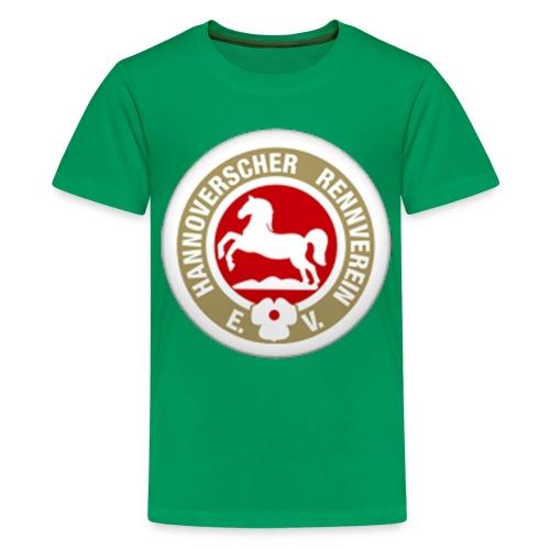Kinder T-ShirtHRV Logo Br - Teenager Premium T-Shirt