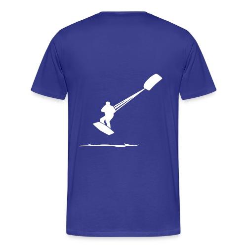 KITE NOW Shirt - Männer Premium T-Shirt