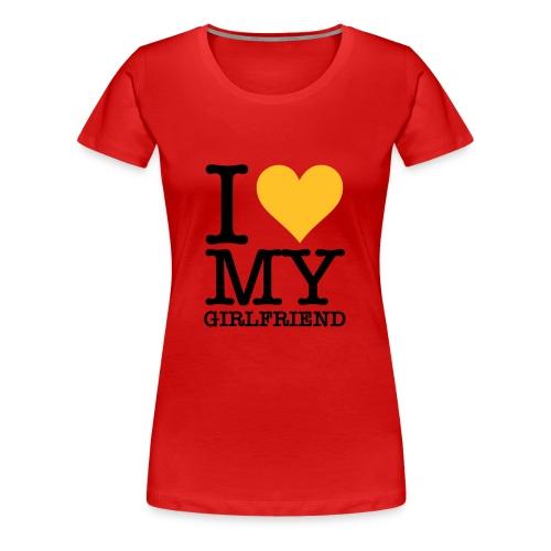 Number One - Frauen Premium T-Shirt
