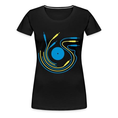 toujour branché - T-shirt Premium Femme