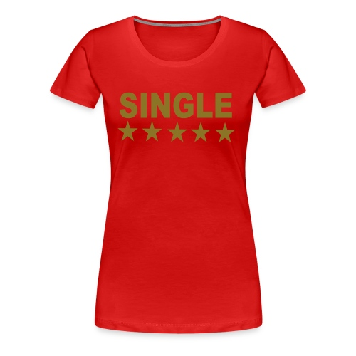 Popp Shirt Single - Frauen Premium T-Shirt
