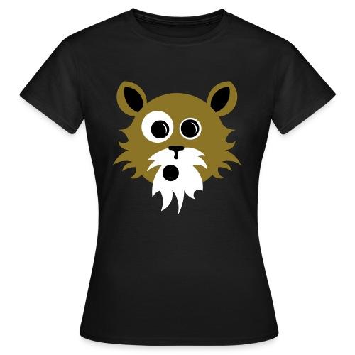 Tijger shirt - Women's T-Shirt