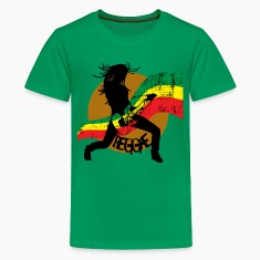 Reggae Kids' Shirts