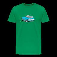 Tee shirts ~ T-shirt Premium Homme ~ AMI 6