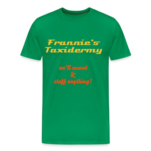 Taxidermy - Men's Premium T-Shirt
