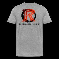 T-shirts ~ Herre premium T-shirt ~ Herre T-shirt standard