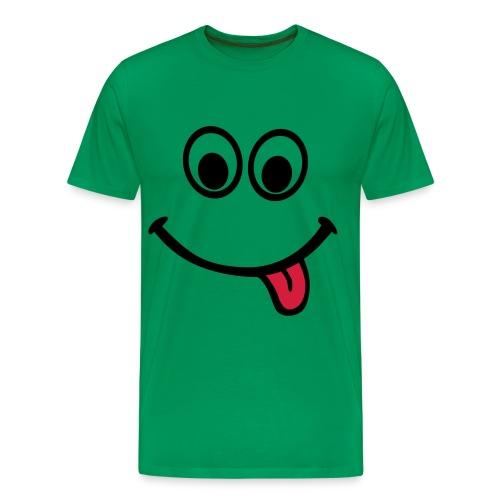 :P  - Men's Premium T-Shirt