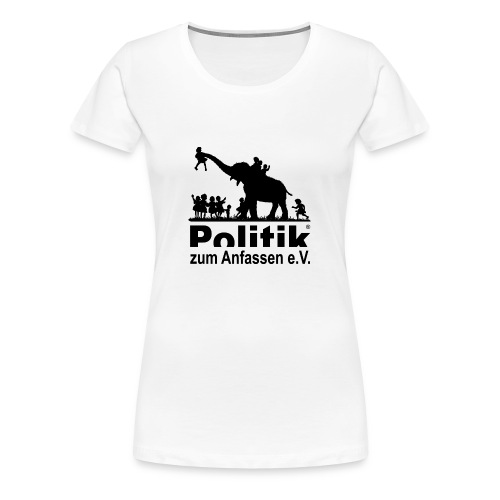 PzA-Girlie-Shirt - Frauen Premium T-Shirt