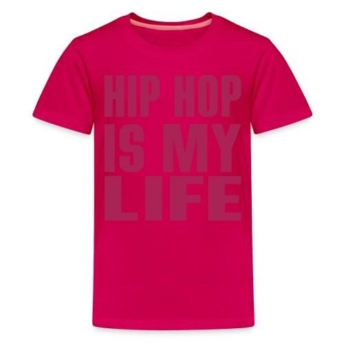 TEE SHIRT ENFANT CLASSIQUE - T-shirt Premium Ado