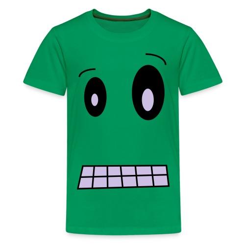 Emoticon - Teenager Premium T-shirt