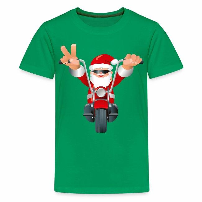 Biker Christmas (child)