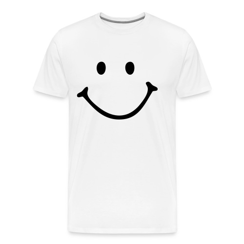 Smiley 11 - Premium T-skjorte for menn
