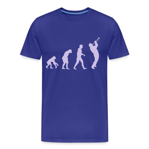 Jazzolution - Men's Premium T-Shirt