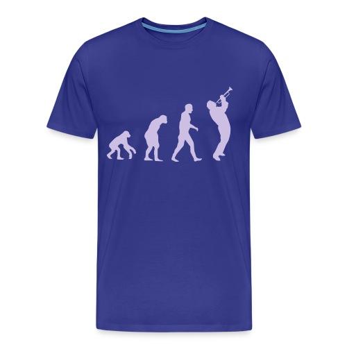 Jazzolution - Men's Premium T-Shirt